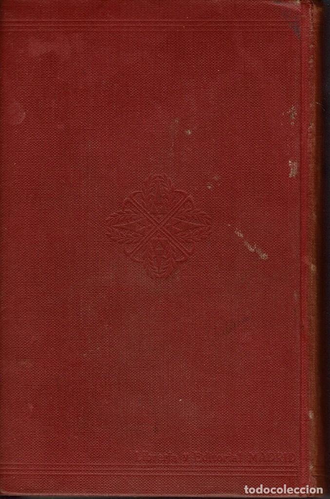 Libros antiguos: OBRAS COMPLETAS, POR JOSÉ MARÍA GABRIEL Y GALÁN. DOS TOMOS. AÑO 1924 (14.1) - Foto 6 - 106123443