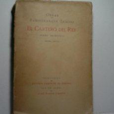 Libros antiguos: EL CARTERO DEL REY. TAGORE RABINDRANATH. 1917. Lote 106549463