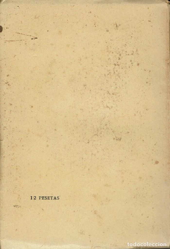 Libros antiguos: LAS SOLEDADES, POR LUÍS DE GÓNGORA. NUEVAMENTE PUBLICADAS POR DÁMASO ALONSO. AÑO 1936 (15.1) - Foto 2 - 107662667
