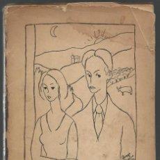 Libros antiguos: FIRGOAS -POEMAS 1930-1931-, MANUEL LUIS ACUÑA. Lote 107739099