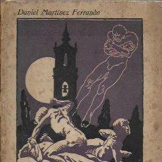 Libros antiguos: LA CANSO DEL ISOLAT / D. MARTINEZ FERRANDO; PORTIC SANTIAGO RUSIÑOL. VALENCIA, S.A. 19X13CM. 84 P.. Lote 107755779
