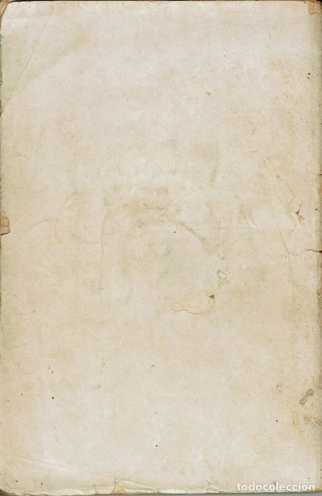 Libros antiguos: LA RAZA DEL SOL, POR FERNANDO LÓPEZ MARTÍN. AÑO 1916. (14.1) - Foto 2 - 108218715
