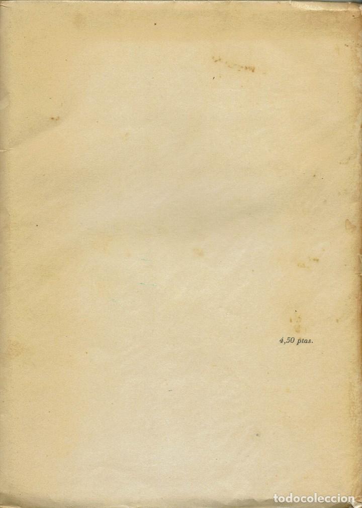 Libros antiguos: VENTURA PREFERIDA (POEMAS), POR JOSÉ MARÍA LUELMO. AÑO 1936. (14.1) - Foto 2 - 108222979