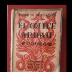 Libros antiguos: EL COMTE ARNAU. POEMA. JOSEP Mª DE SAGARRA. Lote 108806303