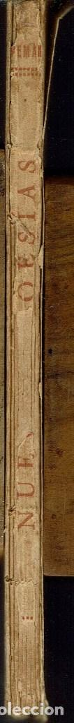 Libros antiguos: NUEVAS POESÍAS. SEGUNDA PARTE DE -DE LA VIDA SENCILLA-, POR JOSÉ MARÍA PEMÁN.DEDICADO.AÑO 1925(3.2) - Foto 3 - 109155347