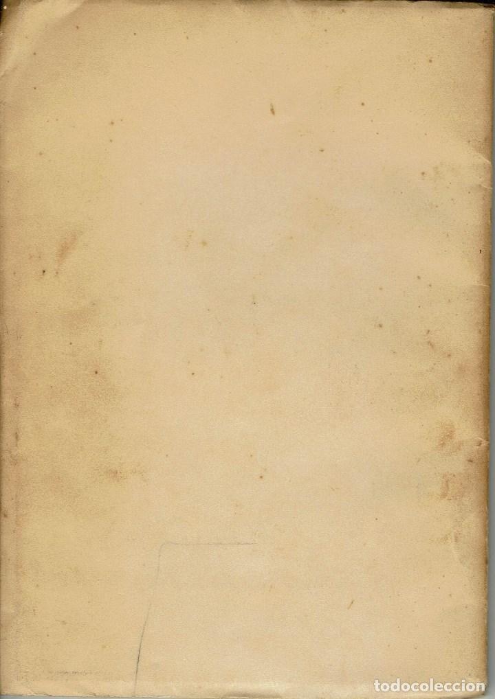 Libros antiguos: POEMAS PARA CUANDO SEA DOMINGO, POR LUÍS FELIPE DE PEÑALOSA Y CONTRERAS. AÑO 1935. (6.2) - Foto 2 - 109156919