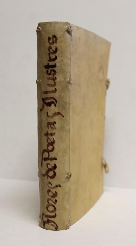 PRIMERA PARTE DE LAS FLORES DE POETAS ILUSTRES DE ESPAÑA, DIVIDIDA EN DOS LIBROS. ORDENADA POR... DI (Libros antiguos (hasta 1936), raros y curiosos - Literatura - Poesía)