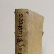 Libros antiguos: PRIMERA PARTE DE LAS FLORES DE POETAS ILUSTRES DE ESPAÑA, DIVIDIDA EN DOS LIBROS. ORDENADA POR... DI. Lote 109021994
