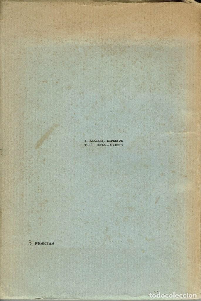 Libros antiguos: ABRIL, POR LUÍS ROSALES. AÑO 1935. (4.2) - Foto 2 - 109816067