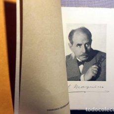 Libros antiguos: EDUARDO MARQUINA : MI HUERTO EN LA LADERA. (1ª ED., BUENOS AIRES, 1936. Lote 110481107