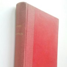 Libros antiguos: PASTORALES - JUAN RAMÓN JIMÉNEZ (PRIMERA EDICIÓN. RENACIMIENTO. MADRID, 1911). Lote 110778463