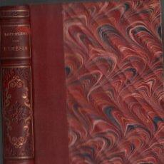 Libros antiguos: NEMESIS - BARTHELEMY / NOUVELLE EDITION / MUNDI-3059 *****. Lote 110881547