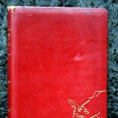 Libros antiguos: PLATERO Y YO (ELEGIA ANDALUZA) 1907 - 1916 - EDICION LUJO PLENA PIEL - AGUILAR. Lote 111218279