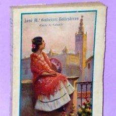 Libros antiguos: SAL Y SOL DE ANDALUCÍA. REFRANES GLOSADOS, CANTARES… (1935). Lote 111510355