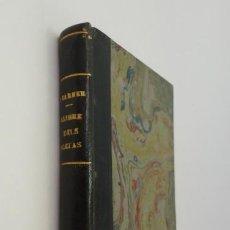 Libros antiguos: JOSEP CARNER, LLIBRE DELS POETAS 1904. DEDICATORIA AUTOGRAFA. Lote 111534963