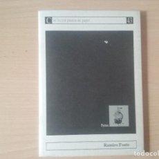Libros antiguos: POEMAS - RAMIRO FONTE. Lote 112616791