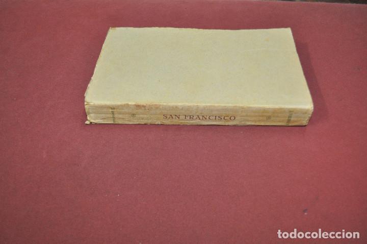 Libros antiguos: san francisco , sant francesch - jacinto verdaguer - català castellano año 1909 - APSBG - Foto 5 - 113317035