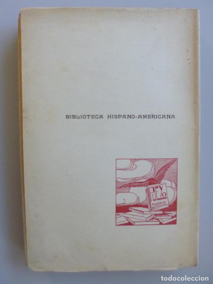 Libros antiguos: FRANCISCO VILLAESPESA // LA COPA DEL REY DE THULE // 1909 // PRÓLOGO DE JUAN RAMÓN JIMÉNEZ - Foto 3 - 113323695