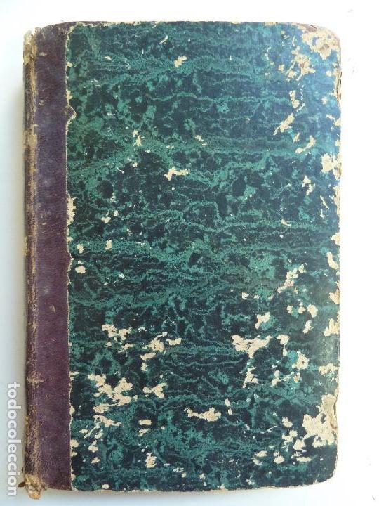ENTRETENIMIENTOS POÉTICOS DEL P. F. MANUEL NAVARRETE AL PUEBLO AMERICANO AÑO 1835. TOMO I. PARÍS. (Libros antiguos (hasta 1936), raros y curiosos - Literatura - Poesía)