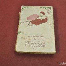 Libros antiguos: TAPICES VIEJOS - EDUARDO MARQUINA - BIBLIOTECA HISPANIA 1914 - APSM. Lote 115709903