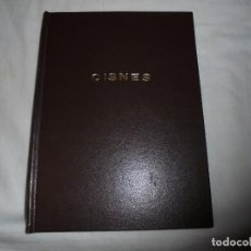 Libros antiguos: CISNES POR CRISTOBAL FOURNIER Y GONZALEZ AVELLANAL(PRESBITERO)PROLOGO DE ADEFLOR,GIJON 1919. Lote 116566075