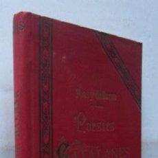 Libros antiguos: JOSEP LLUIS PONS GALLARZA - POESIES CATALANES - PALMA MALLORCA 1892. Lote 116932611