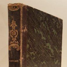 Libros antiguos: PAGÈS (A.) - PAGÈS (A.) NAPOLÉON. POÈME. Lote 117198322