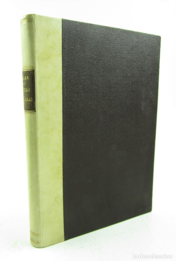 POESIAS CATALANAS DE FREDERICH SOLER (SERAFÍ PITARRA), ILUSTRADAS, 1875, BARCELONA. 21X28,5CM (Libros antiguos (hasta 1936), raros y curiosos - Literatura - Poesía)
