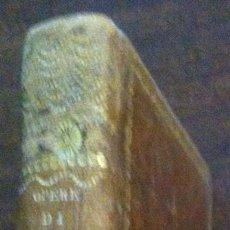 Libros antiguos: OPERE DELL'ABATE PIETRO METÁSTASIS - POESÍA PROFANE - TOMO IX - FLORENCIA, 1814. Lote 119741035