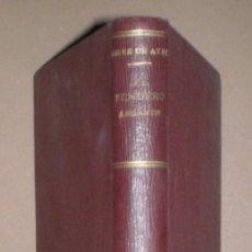 Libros antiguos: PEREZ DE AYALA, RAMÓN: EL SENDERO ANDANTE. POEMAS. OBRAS COMPLETAS VOL. XIV.1924. Lote 49754610