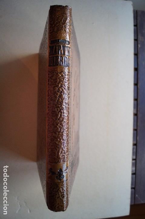 Libros antiguos: MARTIN FIERRO. JOSE HERNANDEZ - Foto 2 - 120280163
