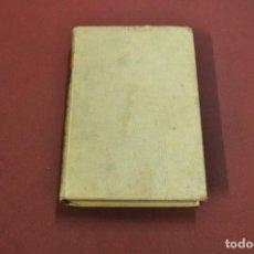 Libros antiguos: ESPRONCEDA OBRAS POÉTICAS , POESIAS Y EL ESTUDIANTE DE SALAMANCA 2ª EDICIÓN AÑO 1933 - APSB. Lote 120329931