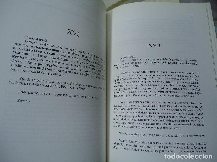 Libros antiguos: OBRA EN GALEGO DE FRANCISCO XAVIER SÁNCHEZ CANTÓN 1991 INTRO. FILGUEIRA VALVERDE - Foto 6 - 123700731
