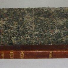 Libros antiguos: RETÓRICA Y POÉTICA. D. ÁNGEL MARÍA TERRADILLOS. 1872.. Lote 124116563