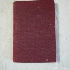 Libros antiguos: LA FALUGUETA. POEMA DEL CAMP DE TARRAGONA - JOSEPH ALDERN - BIBLIOTHECA FOC NOU - 1906. Lote 125831255