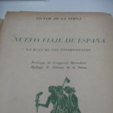 Libros antiguos: NUEVO VIAJE DE ESPAÑA. Lote 125891779