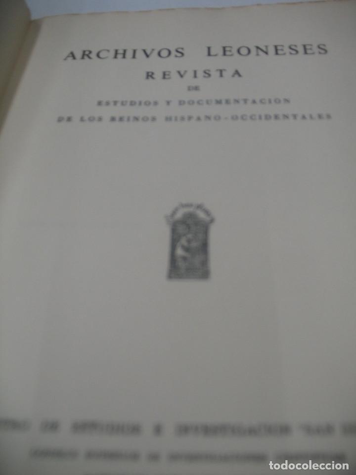 ARCHIVOS LEONESES (Libros antiguos (hasta 1936), raros y curiosos - Literatura - Poesía)