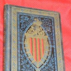 Libros antiguos: LLIBRE DEL AMOR. COLECCIO DE POESIES DEL MODERN RENAIXEMENT - ESTAMPA DE LA RENAIXENSA 1882. Lote 126932887