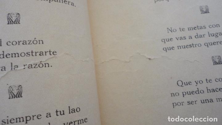 Libros antiguos: PEDRO DEL ARBOL.ALMA DE ANDALUCIA.CANTARES.SEVILLA 1933. SERRANAS.SOLEARES.FANDANGOS - Foto 16 - 127262451