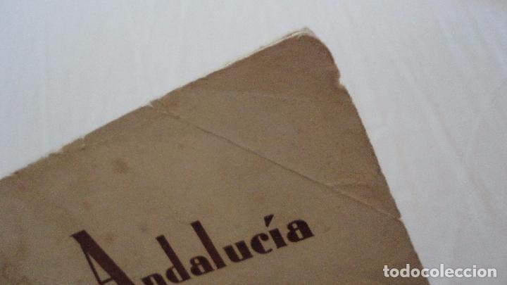 Libros antiguos: PEDRO DEL ARBOL.ALMA DE ANDALUCIA.CANTARES.SEVILLA 1933. SERRANAS.SOLEARES.FANDANGOS - Foto 19 - 127262451