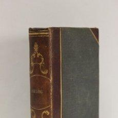 Libros antiguos: ISIDRO. POEMA CASTELLANO DE... EN QUE SE ESCRIBE LA VIDA DEL BIENAVENTURADO ISIDRO, LABRADOR DE MADR. Lote 123256746