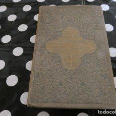 Libros antiguos: MIGUEL DE CERVANTES LA GALATEA AÑO 1916 . Lote 128969883