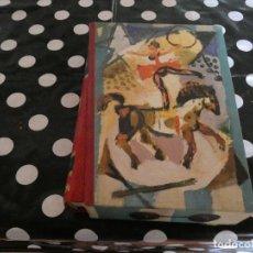 Libros antiguos: NOVELAS FARANDULA LLUIS CARALT 1962 CON ESTUCHE. Lote 128974675