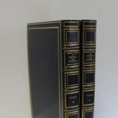 Libros antiguos: HISTORIA DE LA POESÍA HISPANO-AMERICANA.- MENÉNDEZ Y PELAYO, MARCELINO. [BRUGALLA ENC., PAPEL JAPÓN]. Lote 123217478