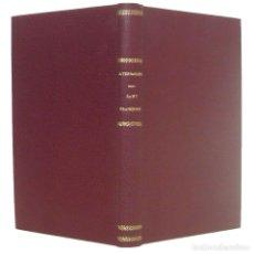 Libros antiguos: 1910 - JACINTO VERDAGUER: SANT FRANCESCH (POEMA) - LITERATURA CATALANA, POESÍA, CATALÁN. Lote 130385522