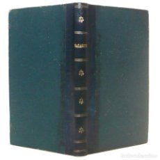 Libros antiguos: 1890 - 1ª ED. - JACINTO VERDAGUER: JESUS INFANT, NAZARETH - LITERATURA CATALANA, POESÍA, CATALÁN. Lote 130387742