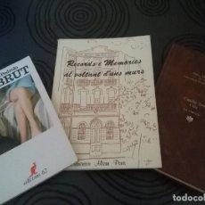 Libros antiguos: LOTE 1 LIBROS. Lote 131164464