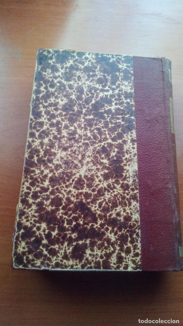 Libros antiguos: 1929 - LOS POETAS CAMPOAMOR Y QUEVEDO - SUS MEJORES VERSOS - 4 LIBROS ENCUARDENADOS - Foto 8 - 131350630