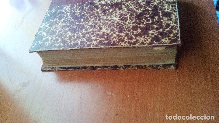 Libros antiguos: 1929 - LOS POETAS CAMPOAMOR Y QUEVEDO - SUS MEJORES VERSOS - 4 LIBROS ENCUARDENADOS - Foto 9 - 131350630