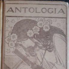 Libros antiguos: ANTOLOGÍA AMERICANA. MONTANER Y SIMÓN. 1897.. Lote 131906894